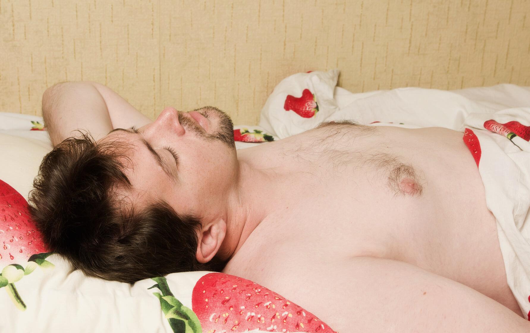Влияние позы сна на потенцию